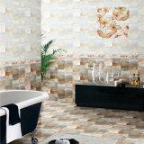 Wasserdichte 6D-Inkjet glasig-glänzende Innenporzellan-Badezimmer-Wand-Fliese (6317)