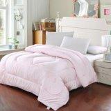 Comforter Hypoallergenic do poliéster da boa durabilidade