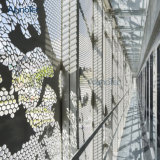CNCレーザーの切断スクリーンの金属の壁パネルの芸術スクリーンの塀