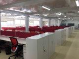 Johnson Lang-Überspannung Behälter-Büro