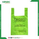 La conception de polyester en nylon réutilisables cible un sac de shopping