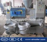 Heet verkoop de Palmolie die van de Verwerking van de Plantaardige olie de Kleine Installatie 6yl Serise raffineren van de Raffinaderij