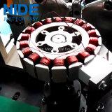 El doble de la estación de trabajo automático del motor de rueda de la máquina del bobinado del estator
