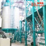 Mais-Mehl-Fräsmaschine-Geschäft beim Kenia-Mais-Mehl-Prägen