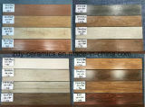 Azulejo de madera natural de Foshan del material de construcción
