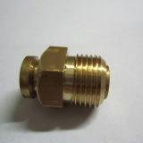 주문을 받아서 만들어진 CNC 기계로 가공 알루미늄 부속, 기계로 가공하는 CNC, CNC 기계로 가공 부속
