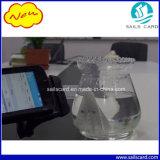 洗濯のためのISO 18000-6c RFIDファブリック洗濯できる札