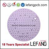 LED 점화를 위한 백색 땜납 Fr4 인쇄 회로 기판 PCB