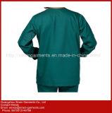 Nouveau design durable fabriqués en Chine blouse de laboratoire de l'hôpital Designs (H46)