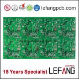 доска PCB 4layers для оборудования обеспеченностью с бессвинцовым HASL