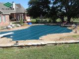 Tampa da associação do engranzamento da segurança do inverno para piscinas e TERMAS ao ar livre grandes na superfície ou de Inground