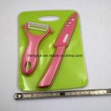 Lama di cucina di ceramica cinese di alta qualità 3PCS del fornitore di produzione