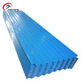 Стальная пластина PPGI PPGL//Prepainted оцинкованного листа железа и цинка с полимерным покрытием Galvalume/оцинкованного листа крыши из гофрированного картона