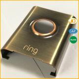 Алюминиевая точность Earphhone разделяет часть CNC подвергая механической обработке