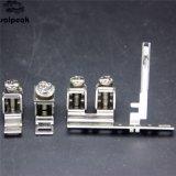 Подгонянные оборудованием терминальные части металла присоединенного зажима