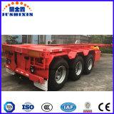 40FT общее назначение 3 шассиих Axles каркасное/грузового контейнера тележки трейлер Semi