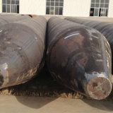 I carboni di SSAW hanno saldato i tubi d'acciaio utilizzati per i progetti di costruzione, o i progetti dell'accatastamento