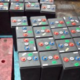 Fabricantes da bateria do gel da potência 2V 2000ah VRLA de Yangtze