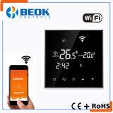 Termóstato electrónico de la calefacción del sitio de WiFi para el sistema de calefacción de suelo