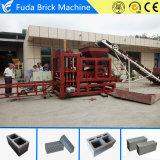 Het Concrete Blok die van de hoge Capaciteit tot Machine maken de Automatische Machine van het Blok van de Rand