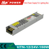 12V 24V de 25W às Htn-Séries da fonte de alimentação do diodo emissor de luz 350W