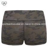2017 pantaloni di scarsità pareggianti all'ingrosso asciugano gli Shorts di yoga di ginnastica di donne di forma fisica