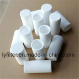 中国製造業者によって焼結させる多孔性のプラスチックフィルター蝋燭、棒の空気および液体ろ過のための管