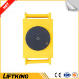 Кек ролика Liftking с вагонеткой груза таблицы поворота (6t -18t)