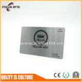Пластичная карточка RFID для членства и карточка подарка с печатание полного цвета