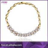 Het Geplateerde Witgoud van nieuwe Producten 2016 de Reeksen van de Juwelen van de Manier van 5 Stukken