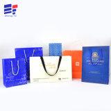 Grande taille de papier personnalisé estampage à chaud Mesdames sac d'artisanat pour les voyages