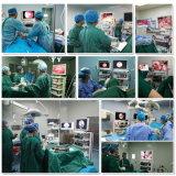 Fórceps de disección quirúrgico reutilizable de Laparoscopic