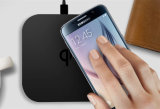 Qi-Aufladeeinheit für Handy, schnelle drahtlose Aufladeeinheit