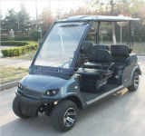 A CEE aprovou 4 carros de patrulha elétricos da cidade para inspetores da cidade