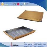 En simili-cuir bac de pliage pour la maison ou bureau de stockage (6472)