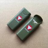 Banda impermeável bandagem de casos de auxílio em caixa de plástico para a promoção