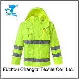 Высокая отражательная водоустойчивая куртка для напольного Activitities