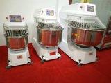 Équipement de boulangerie 80L Commerical Pain mélangeur en spirale (25kg de farine)