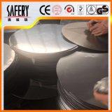 cercle de l'acier inoxydable 304 du Ba 2b 201 de 0.3mm d'usine