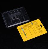 Venda por grosso Blister slides personalizados inserir cartões para embalagens de varejo