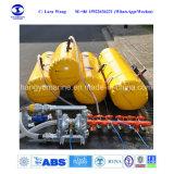 救命ボートの証拠ロードテストのための枕タイプウォーターバッグか救助艇または通路
