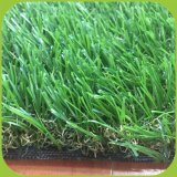 C 모양 털실을%s 가진 35mm 고도 인공적인 잔디