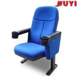 Jy-907 Foldable 영화관 시트 강의 경기장 회의 알루미늄에 의하여 이용되는 최신 판매 회의 교회 극장 편리한 의자