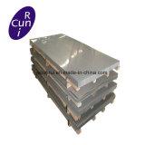 Plaat van het Roestvrij staal van de Staalplaat van Jiangsu ASTM304 1mm de dik Koudgewalste