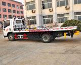 小さいレッカー車のレッカー車3トンの、Sinotrukの平面スライドのレッカー車