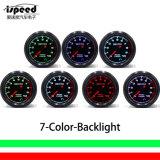 2 ' (52mm) calibro ad alta velocità automatico del motore di Pm del calibro della visualizzazione di LED del calibro 7-Color (634)
