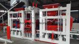 Qt12-15fの構築機械装置の機械を作る具体的な空のペーバーのブロック