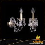 Светильник стены крытого классического высокого качества кристаллический (KA1400-3-165 g)