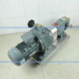 Chocolate Sanitary Transfer Lobe Pump Rotor/Pump GEAR