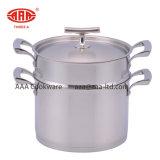 POT del vapore dell'alimento dell'acciaio inossidabile di alta qualità del AAA